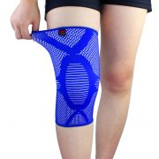 New-Nylon-Elastic-Fitness-Knee-Brace-Compression-Support-Sleeve-Basketball-Sports-Protect-patella-Arthritis-Joint-Pain_5